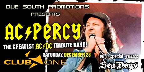 AC/PERCY AT CLUB ONE! tickets