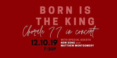 Born Is the King! tickets