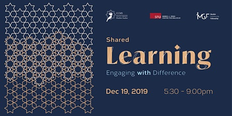 Shared Learning: Engaging with Difference tickets
