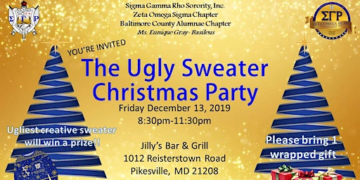 ZOS Annual Holiday Party