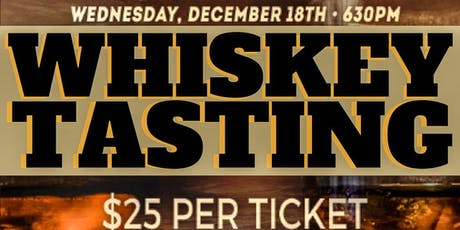 Whiskey Tasting with National Brand Ambassador Alex Thibault! tickets