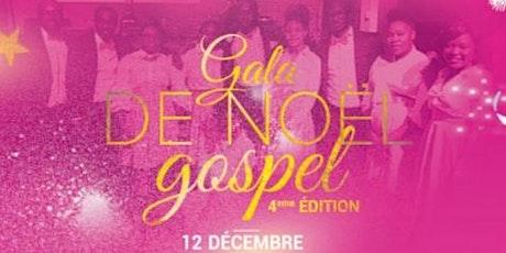 Gala de Noël  Gospel tickets