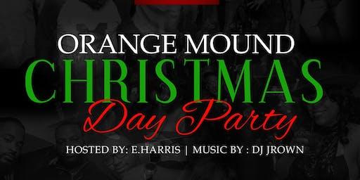 Orange Mound Christmas DayParty