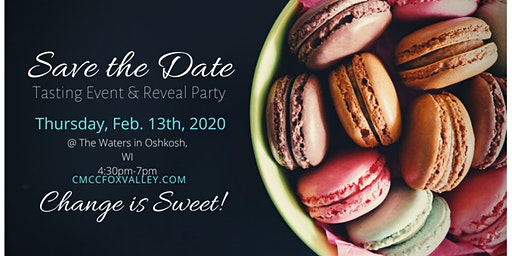 Change is Sweet - a tasting event