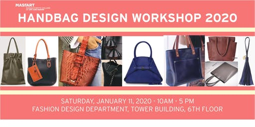 MassArt Handbag Design Workshop