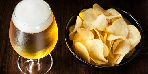 Potato Chip Pairing- Wine vs Beer Tasting