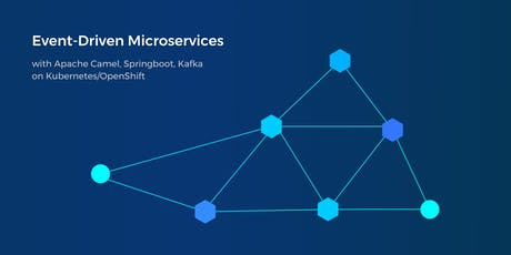 Event-Driven Microservices with Apache Camel & Kafka on OpenShift/Kubernetes tickets