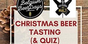 Christmas beer tasting & Quiz ( FR & ENG )
