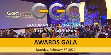 Awards Gala tickets