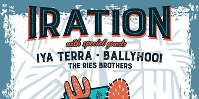 IRATION: Heatseekers Winter Tour
