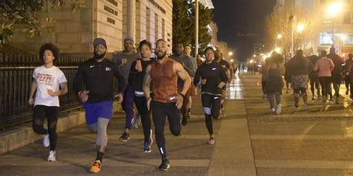 "DC Run Crew ""HIIT and RUN"" December Sessions"