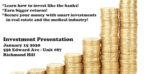 Financial Freedom - Investment Presentation