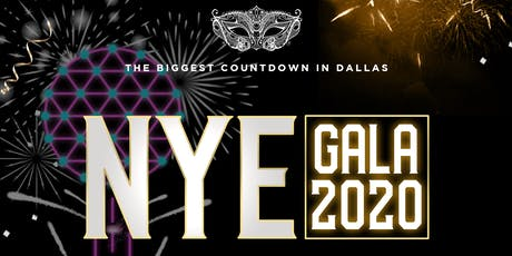 GALA NYE 2020 Dallas, Tx tickets
