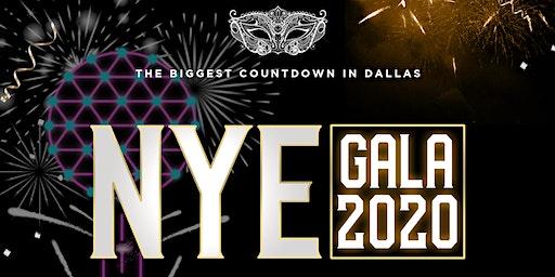 GALA NYE 2020 Dallas, Tx