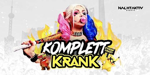 KOMPLETT KRANK! - die PRIVATPARTY!