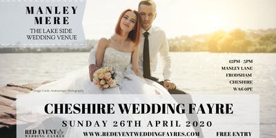 Cheshire Wedding Fayre at Manley Mere Wedding Venue on the Lake