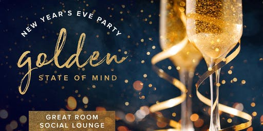 Golden State of Mind New Year's Eve Party