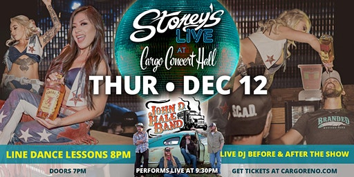 Stoney's Live! at Cargo Concert Hall