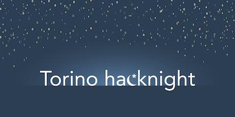 Torino Hacknight: HOT, Humanitarian OpenStreetMap Team biglietti