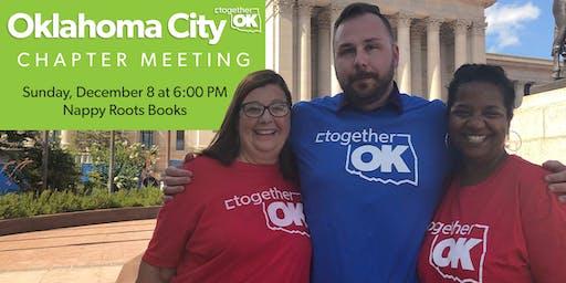 TOK OKC: Chapter Meeting