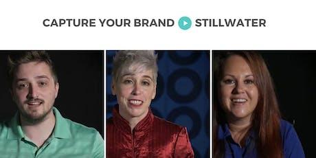 Capture Your Brand: Stillwater tickets