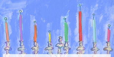 Hanukkah Party tickets