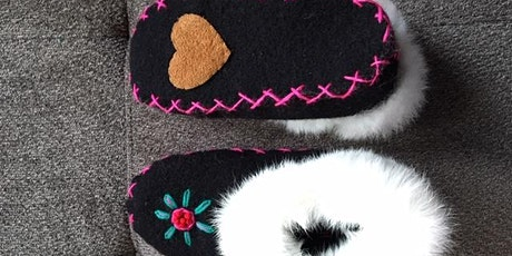 Creation Space: House Slippers with Karen! tickets