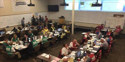 Kickoff Meeting:  911 Service Board's Service Plan & Strategic Plan Update