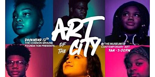 ART EXHIBITION & CREATIVE MASTERCLASS @9AM - 3PM