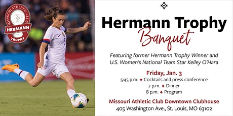 Hermann Trophy Soccer Awards Banquet tickets