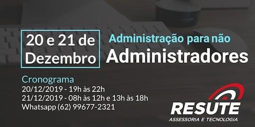 Administração para não administradores