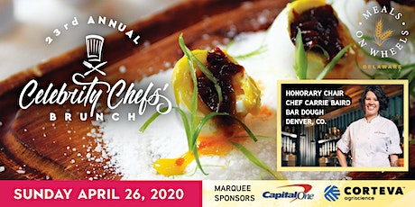 Celebrity Chefs' Brunch 2020 tickets