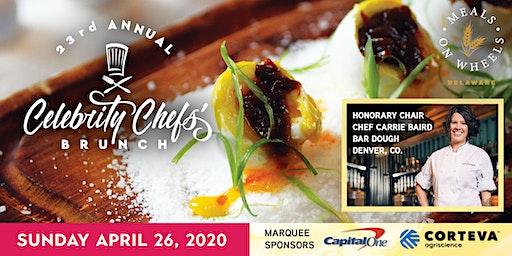 Celebrity Chefs' Brunch 2020