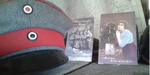 Copy of Christmas Truce 1914 Event at Midway Village Museum Rockford - 2019