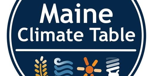 Communicating with Mainers on Climate Change