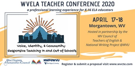 WVELA '20: Responsive Teaching In and Out of the Classroom tickets