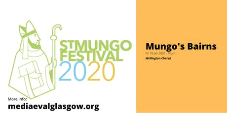 MUNGO'S BAIRNS tickets