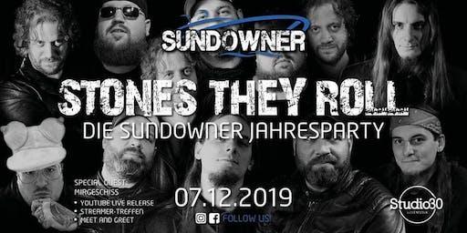 Sundowner - stones they roll|Saarbrücken