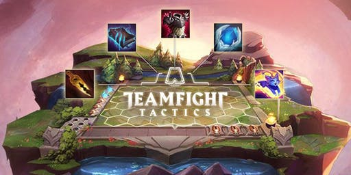 Intel Game Night: Teamfight Tactics Tournament