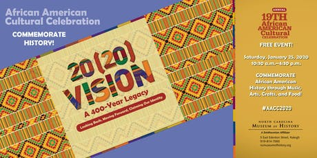19th Annual African American Cultural Celebration tickets