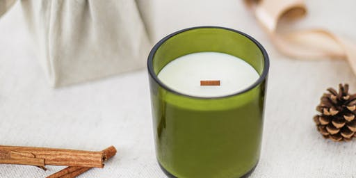 Wooden Wick Holiday Candle Making Soiree