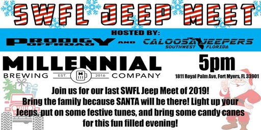 SWFL Jeep Meet - December 7th