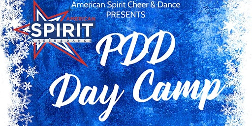 January PDD Day Camp
