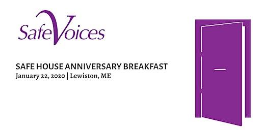 Safe House Anniversary Breakfast