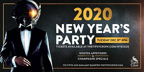 New Year's Eve 2020 tickets