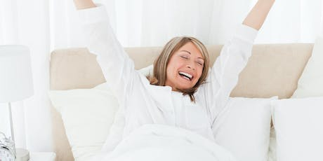 What's the deal with sleep around menopause? Learn what you can do about it tickets