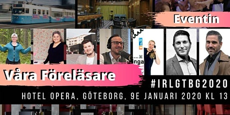 IRL GTBG 2020 - Hotel Opera biljetter