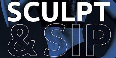 Sculpt & Sip tickets