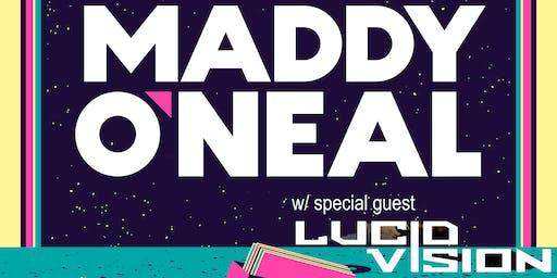 Maddy O'Neal at Agave