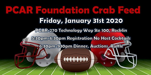 7th Annual PCAR Foundation Crab Feed